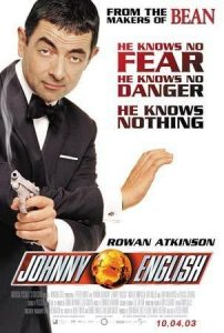 johnny english - peliculas de risa