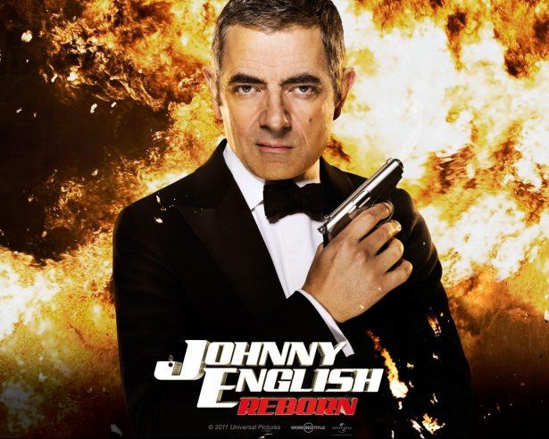 johnny english reborn - peliculas de risa